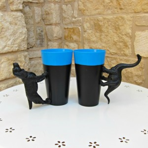 Animal-Party-Tumblers-580x580 dollar store life hacks