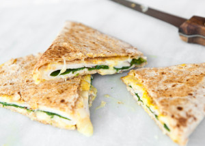 ham-and-cheese-quesadillas
